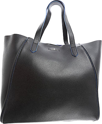 Hogan Tote Bag On Sale, Platinum, Leather, 2017, one size