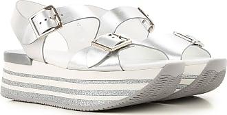 Chaussures De Sport Pour Les Femmes, Le Talc, Le Cuir, 2017, 3 3,5 4 2,5 4,5 5,5 6 7,5 Hogan