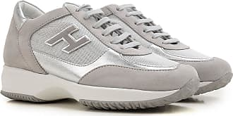 Sneakers for Women, White, Leather, 2017, 3.5 5.5 Hogan