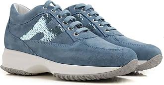 Mens Shoes On Sale, Blue, suede, 2017, 10 5.5 6 6.5 7 7.5 8 8.5 9 9.5 Hogan