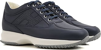 Sneakers for Women On Sale in Outlet, Bluette, Leather, 2017, 3 4.5 Hogan