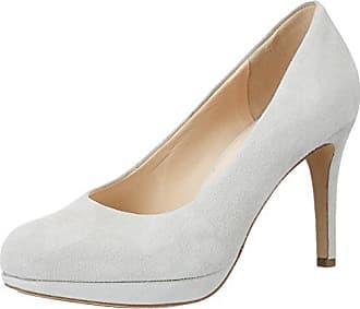 Högl 3-10 7002 6700, Zapatos de Tacón para Mujer, Gris (lightgre6700), 37 EU