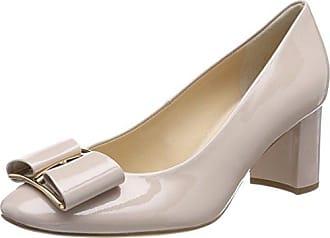 5-10 5402 4700, Zapatos de Tacón para Mujer, Beige (Rose), 35 EU Högl