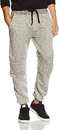 Mulava - Pantalones Deportivos para Hombre, Color Gris, Talla 38 (Talla del Fabricante: S) Hope´n Life