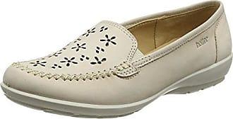 Hotter Mabel EXF, Zapatos de Cordones Oxford para Mujer, Gris (Grey Floral 111), 43 EU