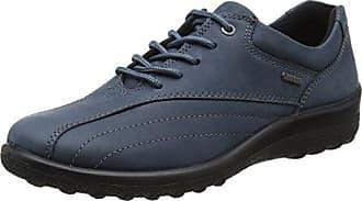 Mabel EXF, Zapatos de Cordones Oxford para Mujer, Azul (Blue River 105), 41.5 EU Hotter