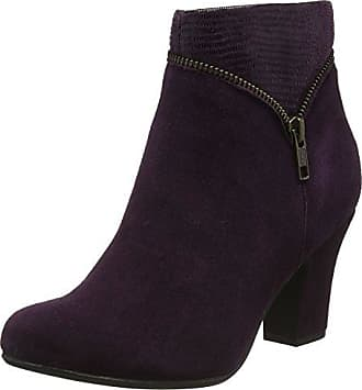 Wiesn WP 5008, Desert boots femme - Violet (morado), 39 EUWolpertinger