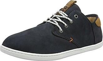 Hub Chuckonian N33 Scratched, Sneakers Basses Homme - Bleu - Bleu Marine, 47