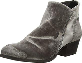 Mirar - Botines tacón, talla: 41, Color Gris (Grau (Grey)) Hudson