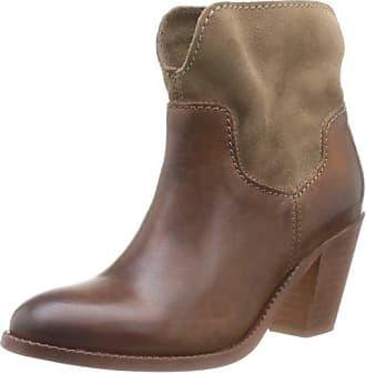 H by Hudson Riley, Boots femmeMarron (Rust), 36 EU