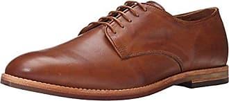 Hudson Hicken, Zapatos de Cordones Derby para Hombre, Marrón (Brown), 45 EU