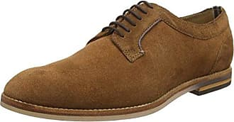 Hudson London Dylan, Derby Homme, Marron (Brown), 46 EU