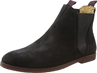 Tasker Calf, Bottes Homme - Noir - Noir (Noir), 45Hudson