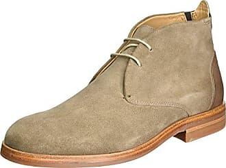 ECCO Crepetray, Zapatos de Cordones Brogue Para Hombre, Negro (Black/Powder), 47 EU