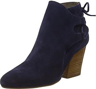 Revelin Suede Perf, Botas para Mujer, Azul (Navy 025), 38 EU Hudson
