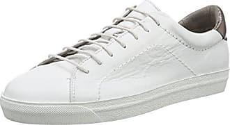 H ShoesRACQUET - Scarpe da Ginnastica Basse Donna, Marrone (Braun (Gold)), 39