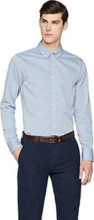 Epreppy_1, Camisa para Hombre, Azul (Dark Blue 404), Small HUGO BOSS