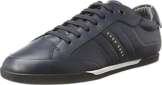 BOSS GREEN Spacit 10167195 01, Low-Top Uomo Sneakers, Blu (Bleu/Rouge), 39,5 EU