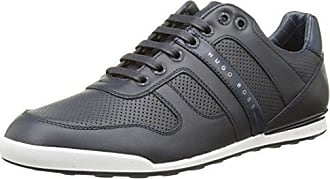 Boss Green Saturn_lowp_Act, Zapatillas para Hombre, Azul (Dark Blue 401), 41 EU