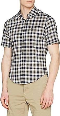 C-Bustai, Camisa para Hombre, Grün (Open Green 342), XXL HUGO BOSS