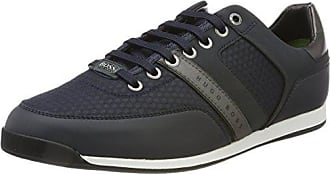 Zephir_runn_track Vert Patron, Zapatillas Para Hombre, Azul (bleu Foncé 401), 40 Eu