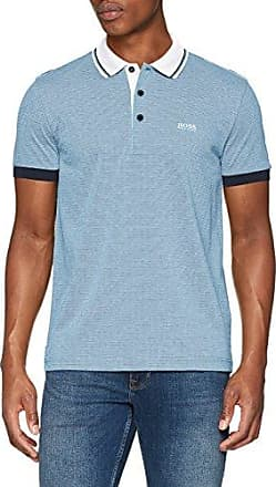 Paddy 2, Polo Para Hombre, Azul (Open Blue 468), Small HUGO BOSS
