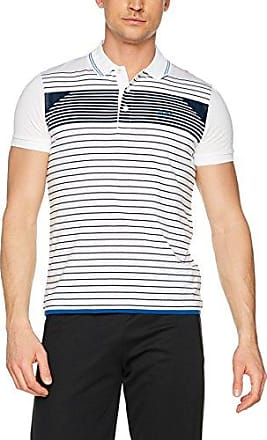 Donos, Polo para Hombre, Blanco (White 100), Large HUGO BOSS