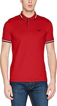 HUGO - Polo - Homme Rouge - - Small pUbq8yN