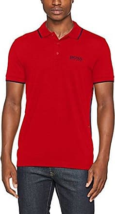 Paul 10196402 01, Camiseta Para Hombre, Rojo (Medium Red 614), X-Large HUGO BOSS