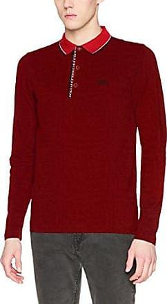 Paul, Polo para Hombre, Rojo (Medium Red 612), X-Large HUGO BOSS