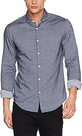 HUGO BOSS Boss Athleisure Bowen_r, Chemise Casual Homme, (Grey 020), Small