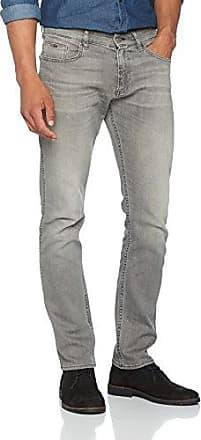 C-delaware1 10190526 10, Jeans Rectos para Hombre, Gris (Medium Grey 039), W30/L32 HUGO BOSS