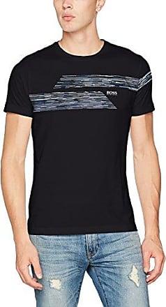 Togn 1, Camiseta para Hombre, Negro (Black 001), Medium HUGO BOSS