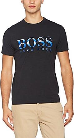 Togn 4 10110340 01, Camiseta para Hombre, Negro (Black 001), Large HUGO BOSS