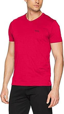 tee 1, Camiseta para Hombre, Rosa (Bright Pink 673), XX-Large HUGO BOSS