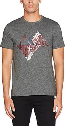 HUGO BOSS Boss Athleisure Tee 5 10106415 01, T-Shirt Homme, (Medium Grey 031), Medium