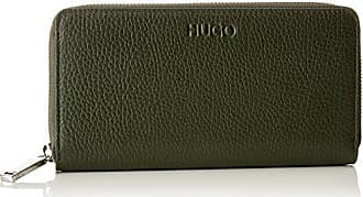 Kingston Zip Around, Womens Wallet, Black, 1.5x11x12 cm (B x H T) HUGO BOSS