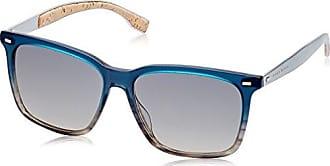 Boss Herren Sonnenbrille » BOSS 0823/S«, blau, YX2/DX - blau/grau