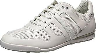 Boss Green Space_lowp_syme 10195467 01, Zapatillas para Hombre, Blanco (Open White), 43 EU