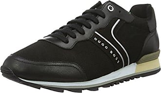 Boss Green Saturn_lowp_Act, Zapatillas para Hombre, Negro (Black 001), 41 EU