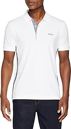 Paule Pro 10143643 01, Camiseta Para Hombre, Blanco (White 100), Large HUGO BOSS