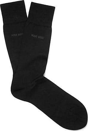 Socks for Men On Sale in Outlet, Dark Grey, Cotton, 2017, EU 47-50 / UK 11.5 / US 14-16 HUGO BOSS