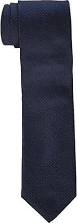 Mens Cm Cravate 7 De Message, Bleu (bleu Marine 410), Une Taille Hugo Boss