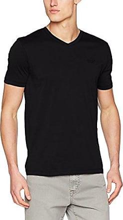 Daruso, Camiseta para Hombre, Negro (Black 001), Large HUGO BOSS