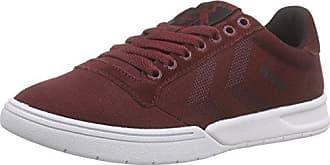 Terrafly NP, Sneakers Basses Mixte Adulte, Rouge (Cabernet), 41 EUHummel