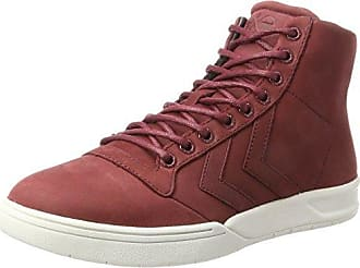 Stadil Winter, Sneakers Hautes Mixte Adulte, Rouge (Eggplant), 38 EUHummel