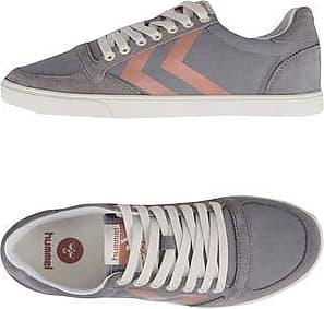 Sl. Sl. Stadil Herringbone Low - Footwear - Low-tops & Sneakers Hummel Stadil Faible Herringbone - Chaussures - Bas-tops Et Chaussures De Sport Hummel hfFfYVH