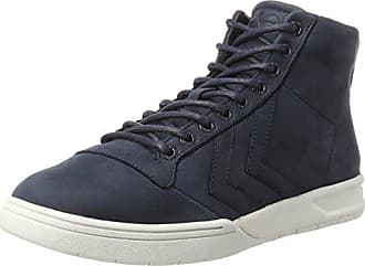 Unisex Adults Hml Stadil Winter Low-Top Sneakers, Multicoloured Hummel
