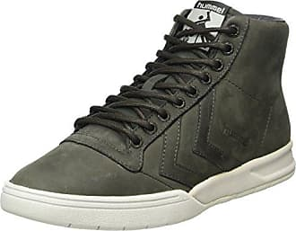 Stadil Winter, Sneakers Hautes Mixte Adulte, Vert (Rosin), 42 EUHummel