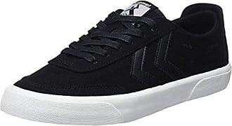 Hummel Seventyone Il - Chaussures Pour Adultes Unisexe, Couleur Noire - Noir (noir 2001), Taille 42 Eu